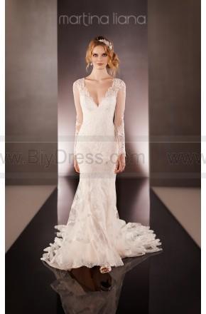 Wedding - Martina Liana Style 675 - Wedding Dresses 2015 New Arrival - Formal Wedding Dresses