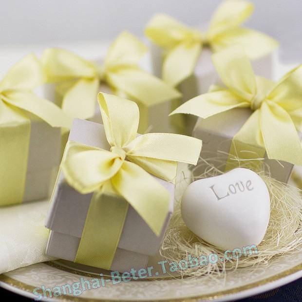 Свадьба - Valentine's Day Party Heart Soap BETER-XZ021 Wedding Souvenirs