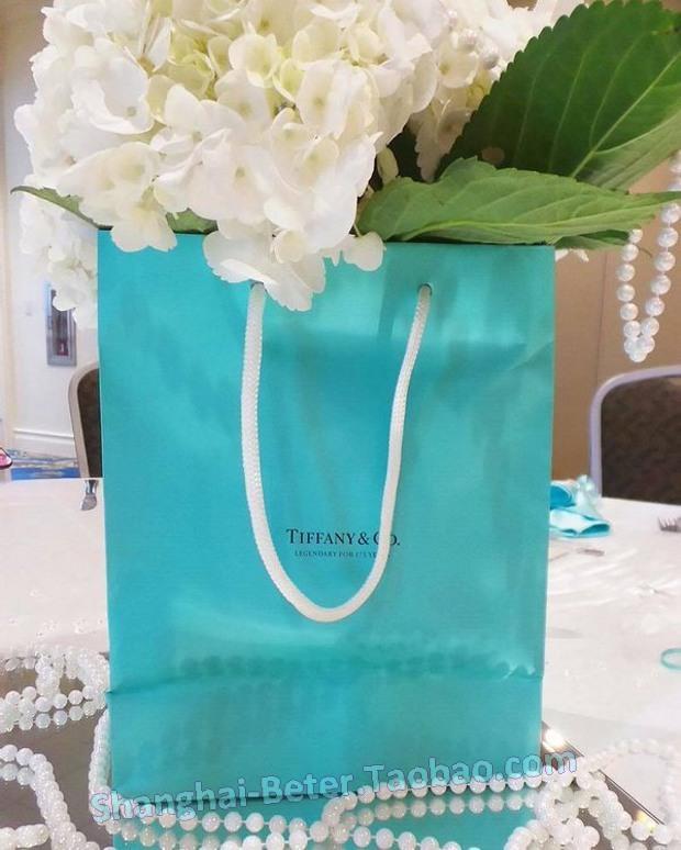 Hochzeit - 结婚糖盒喜糖袋TH024小清新薄荷绿 蒂芙尼蓝色Tiffany Blue