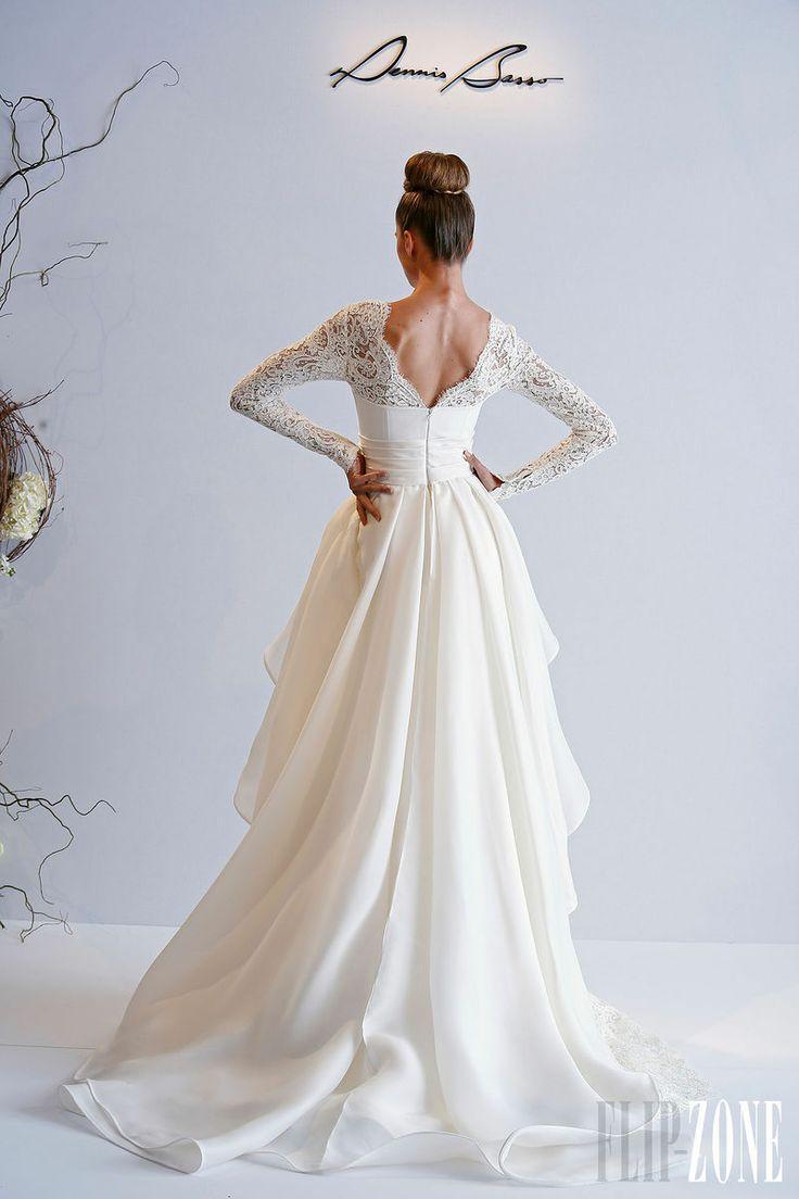 Свадьба - Dennis Basso For Kleinfeld 2013 Collection - Bridal