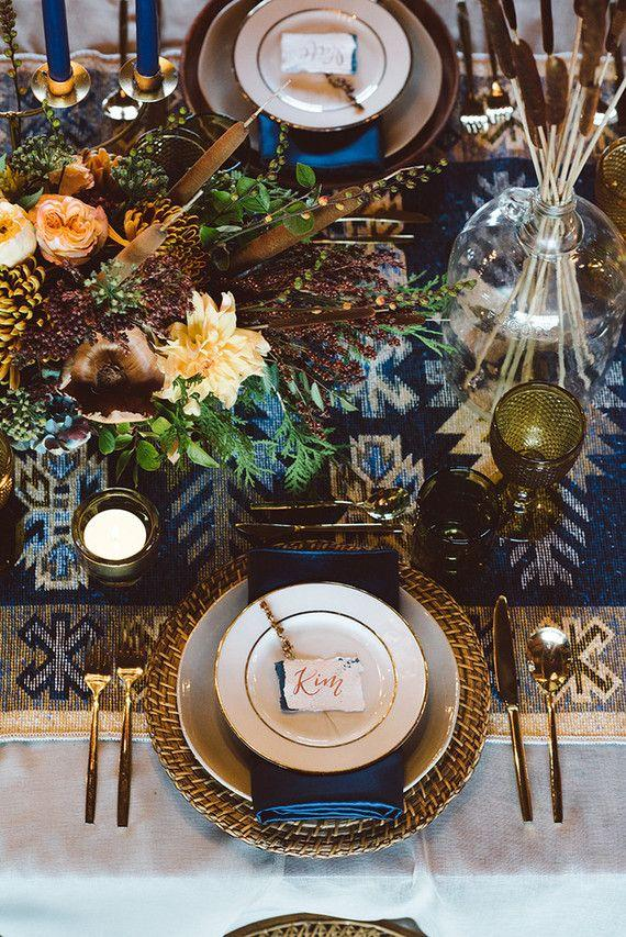 Wedding - Mid-century Bohemian Wedding