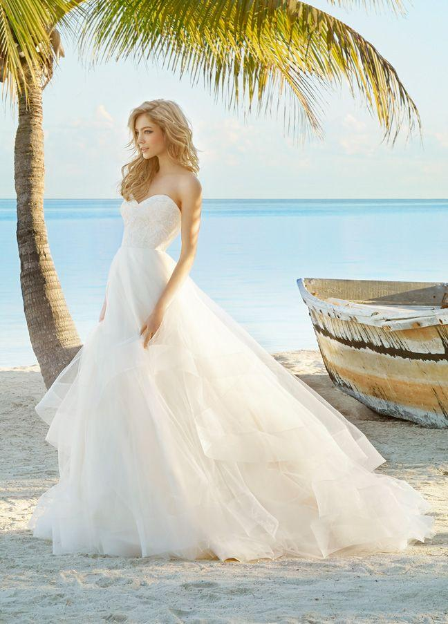 Wedding - Sweetheart A-Line Lace Wedding GOWN