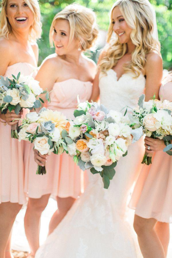 Mariage - Rustic Elegant Winery Wedding Filled With DIY Details
