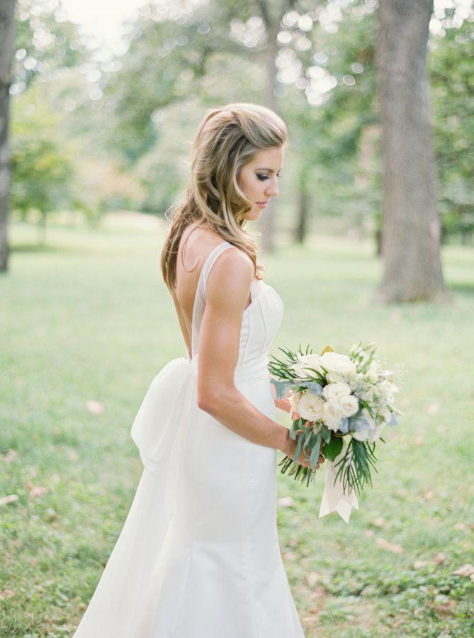 Hochzeit - Kate Spade-Inspired Fall Wedding In St. Louis