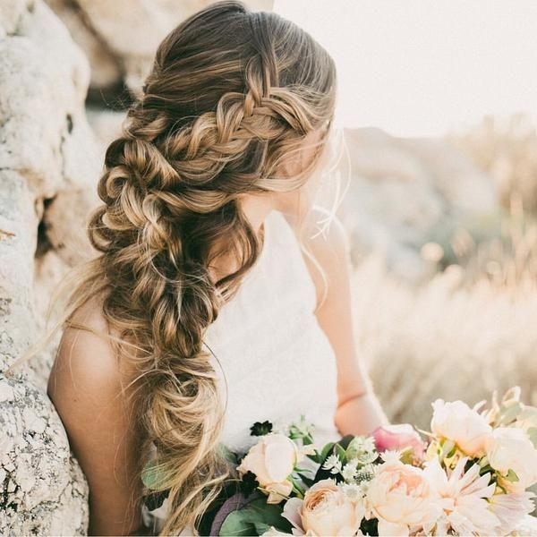 Mariage - Wedding Hairstyles With Beautiful Details