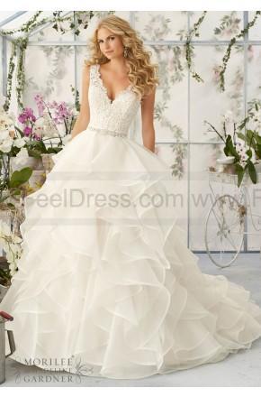 Mariage - Mori Lee Wedding Dresses Style 2805