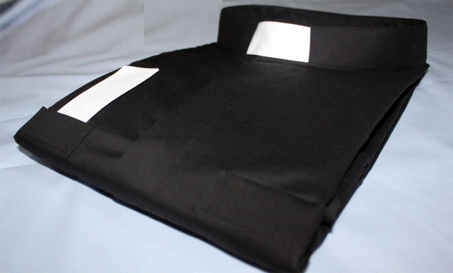 Wedding - Black Dress Shirt, Black Men's Dress Shirts, Custom Black Shirts