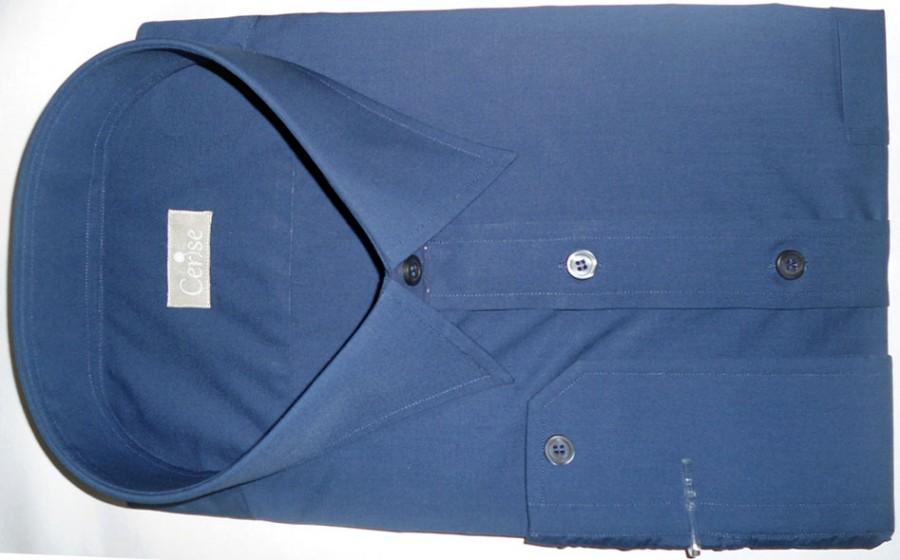 Свадьба - Blue Dress Shirt,Navy Blue Dress Shirt,Blue Mens Custom Dress Shirts