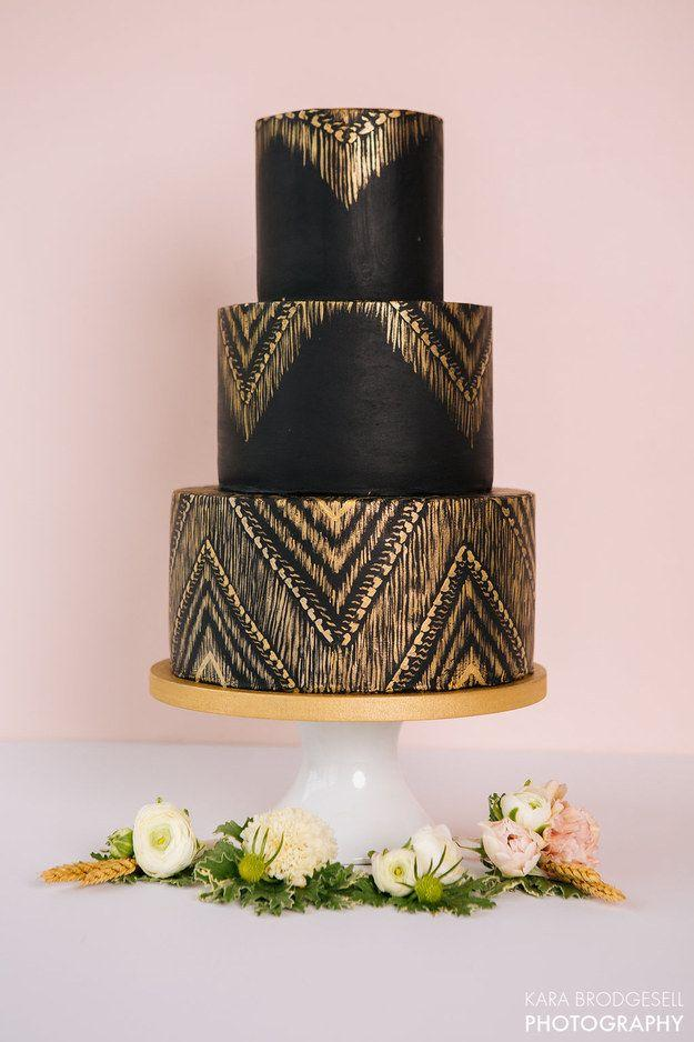 Свадьба - 25 Incredibly Beautiful Wedding Cakes That Won 2015