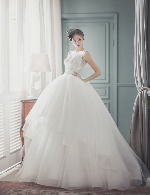 Mariage - If You're Dreaming Of A Princess-worthy Gown, You Really Need To See This One!