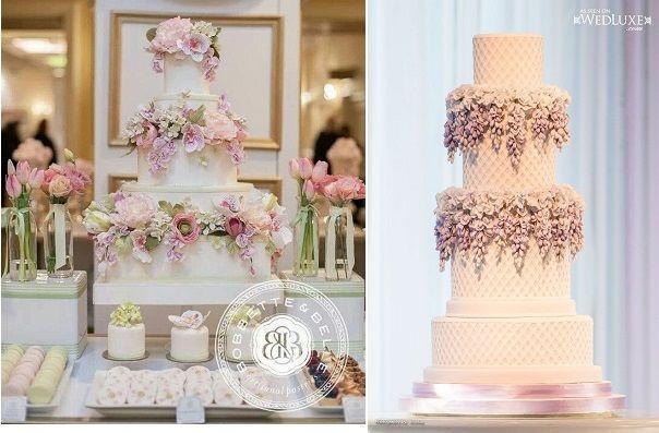 Свадьба - Tumbling, Trailing Sugar Flowers - Cake Geek Magazine