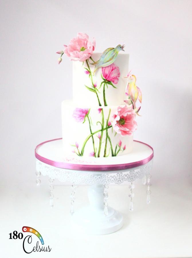 Свадьба - The Love Bird's Story - Wedding Cake