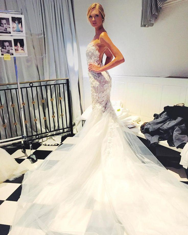 """romeestrijd on instagram: """"get ready for the @pronovias bridal show"""