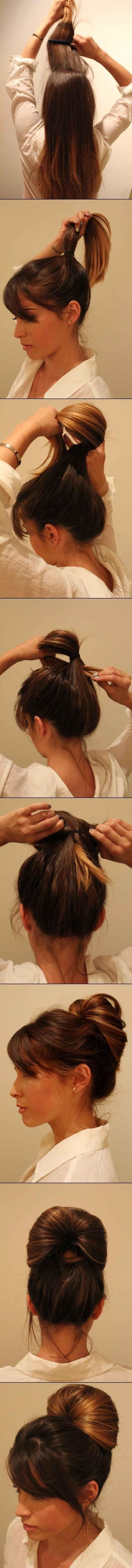 Hochzeit - 26 Lazy Girl Hairstyling Hacks