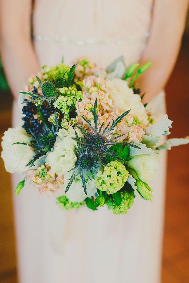 Mariage - Sophisticated Blush And Metallic Wedding