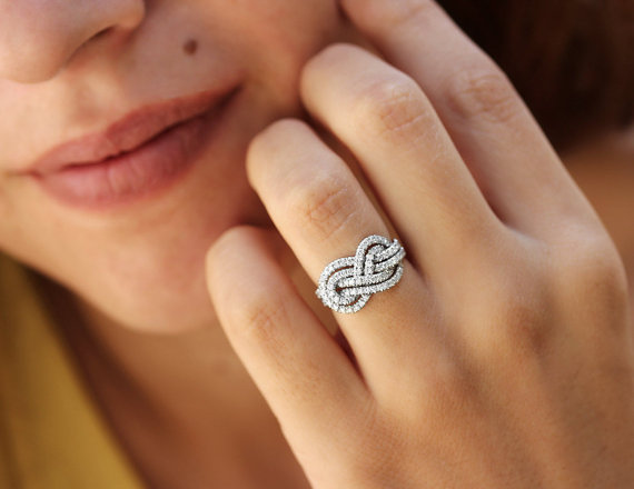 bands band infinity rings diamond rin setting enaement engagement ring symbol