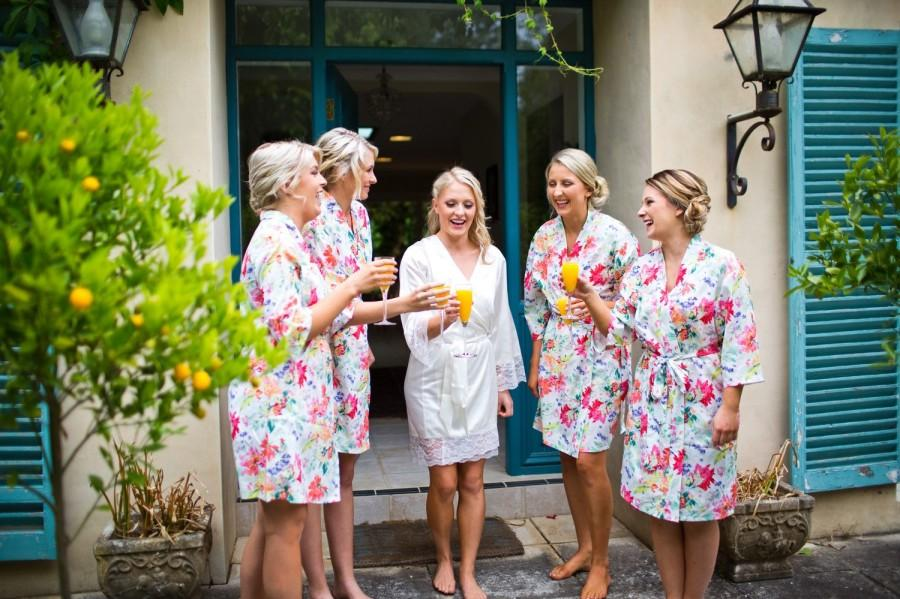 Mariage - Bridesmaid Robes