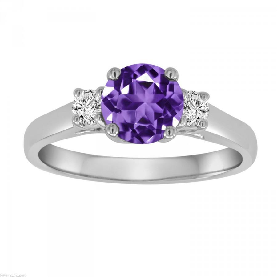 shipping jewelry silver amethyst orders stone purple over sterling wedding rocks glitzy watches overstock product ring on topaz rings free