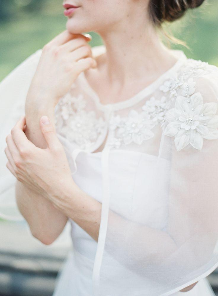 Mariage - New York City Bridal Session Full Of Lace