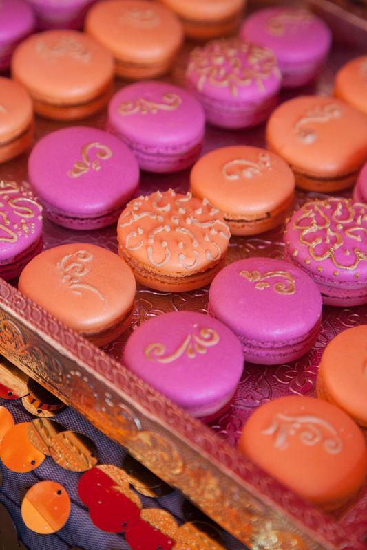 Свадьба - Fiesta Rosa Y Naranja / Pink And Orange Party