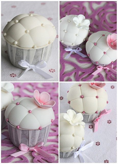 Свадьба - Cupcakes, Muffins And Popcakes