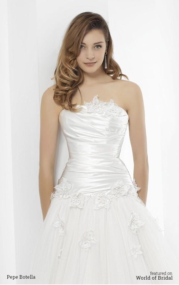 Hochzeit - Pepe Botella 2016 Wedding Dresses
