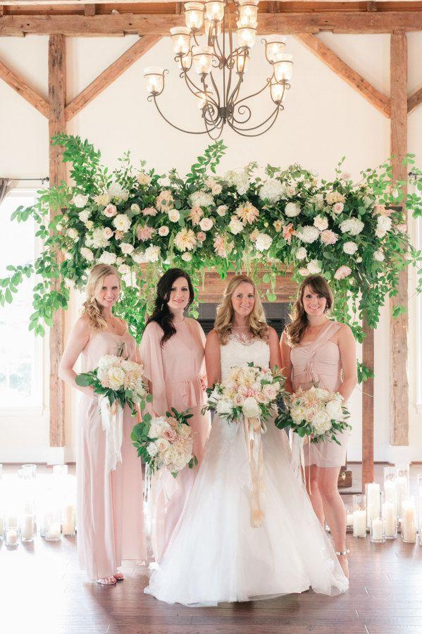 Wedding - Rustic Elegant Summer Wedding At Stevenson Ridge