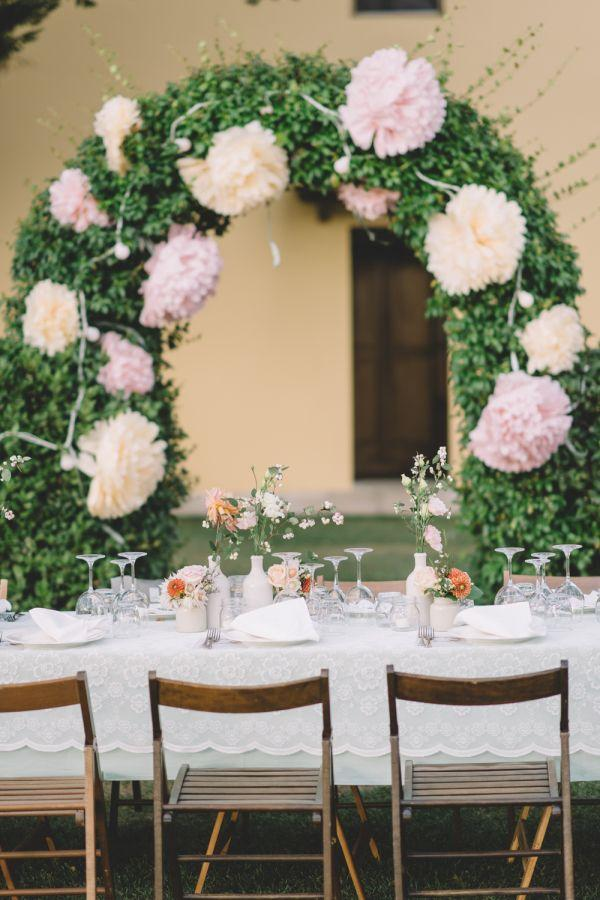 Decor Vintage Inspired Tuscan Villa Wedding 2490966 Weddbook