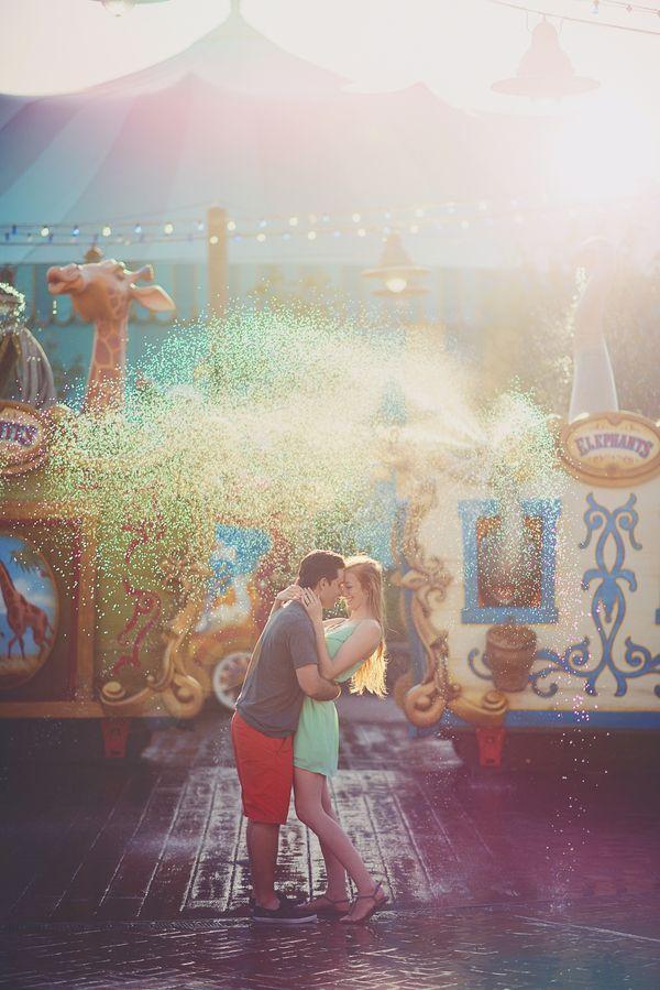 Mariage - Ruth And David's Walt Disney World Honeymoon Session