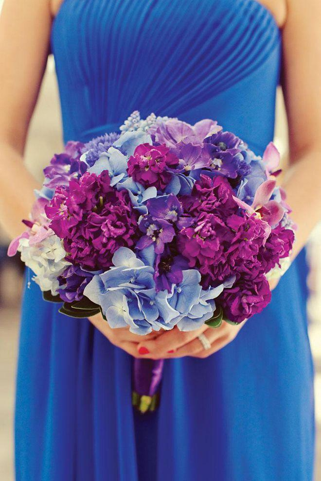 Hochzeit - 12 Stunning Wedding Bouquets - Part 19