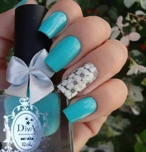 زفاف - Top 70 Nail Art Designs 2016 - Styles 7