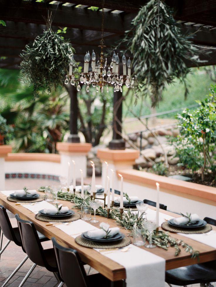 Hochzeit - Romantic Minimalism Wedding Inspiration