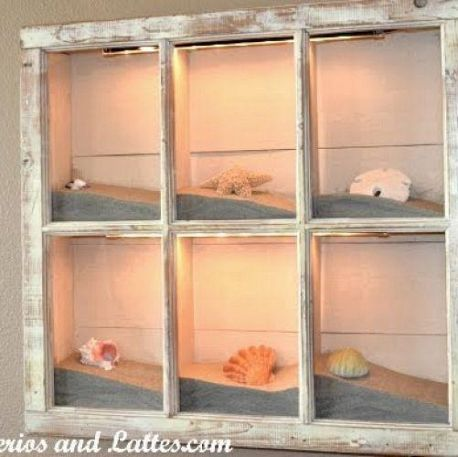 Mariage - Decor Ideas For Old Window Frames