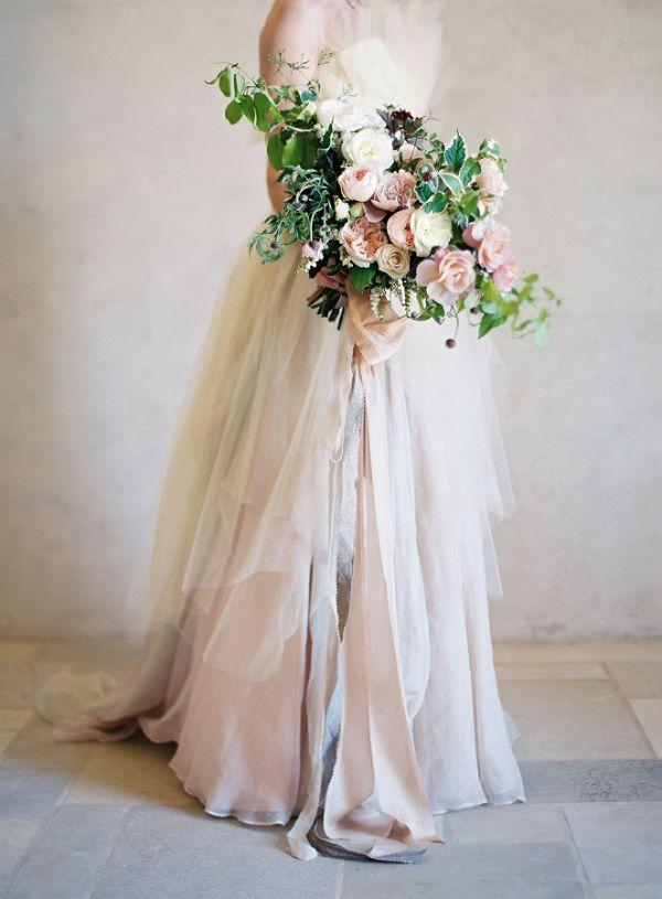 Mariage - Earthy And Elegant Rustic Wedding In Dusty Blue And Taupe