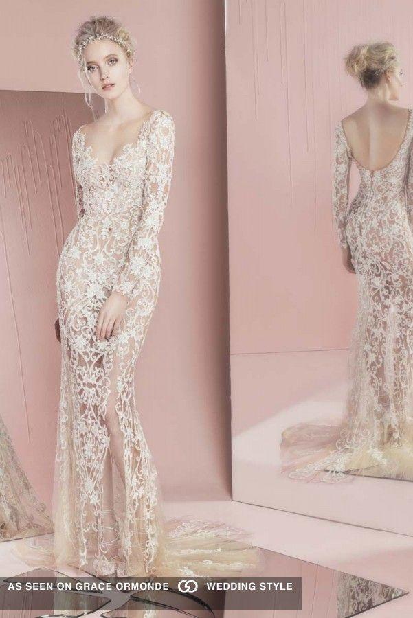 زفاف - Zuhair Murad Spring 2016 Wedding Dresses