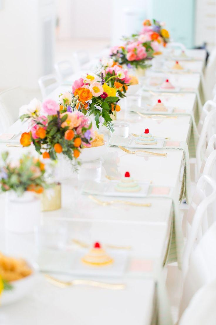 Mariage - The Spring Bridal Shower We Hosted