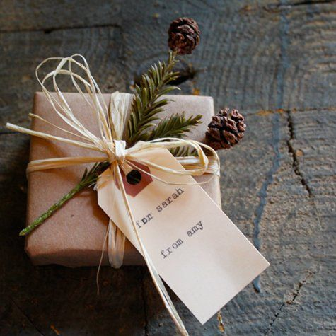 Made With Love Quick Gift Wrapping Ideas 2491241 Weddbook