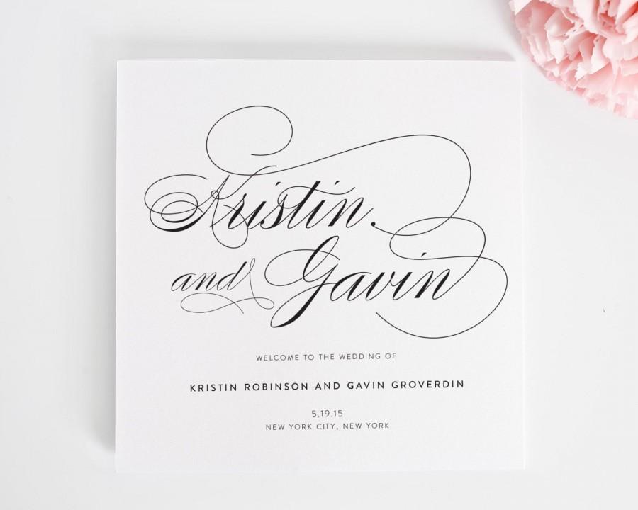 Wedding Cake Script Names