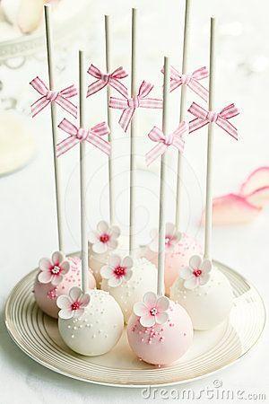 Wedding - Wedding Cake Pops
