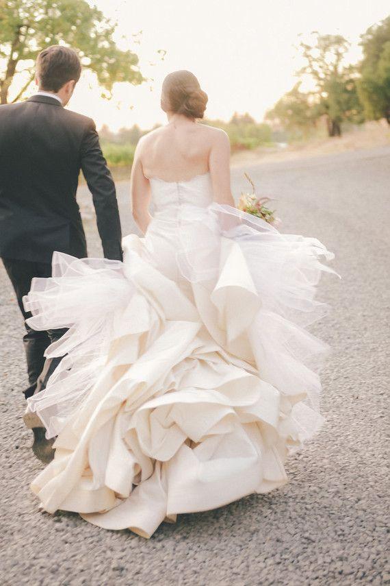 Mariage - Rustic Farm-to-table California Wedding