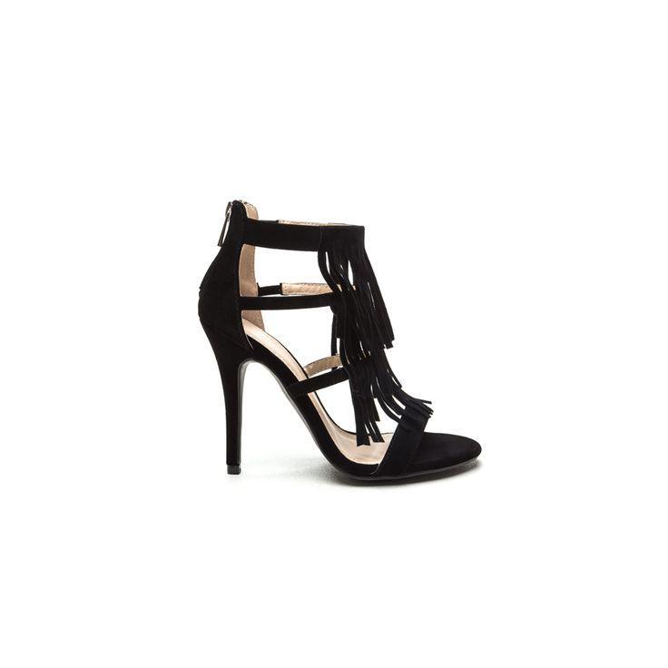 زفاف - 10 Irresistible Black Heels For Date Night
