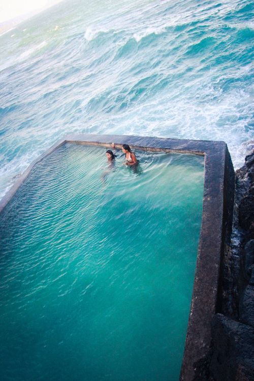 Mariage - 14 Images Of The Largest Swimming Pool In The World