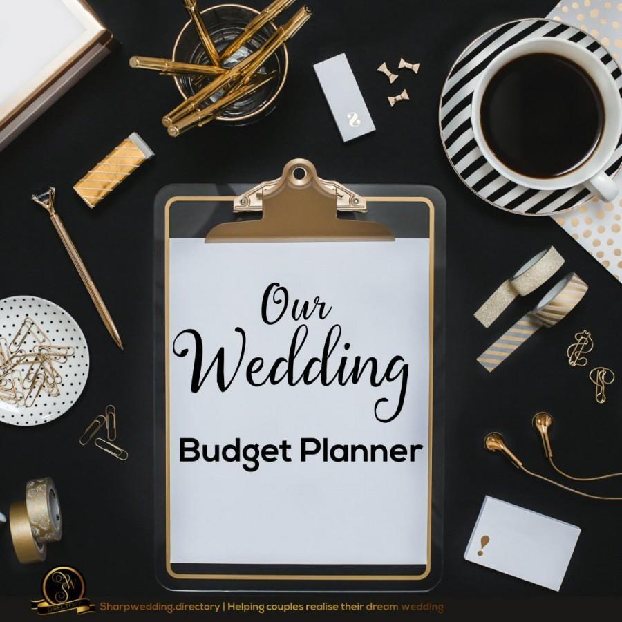 invitation free wedding wedding budget planner 2491508 weddbook