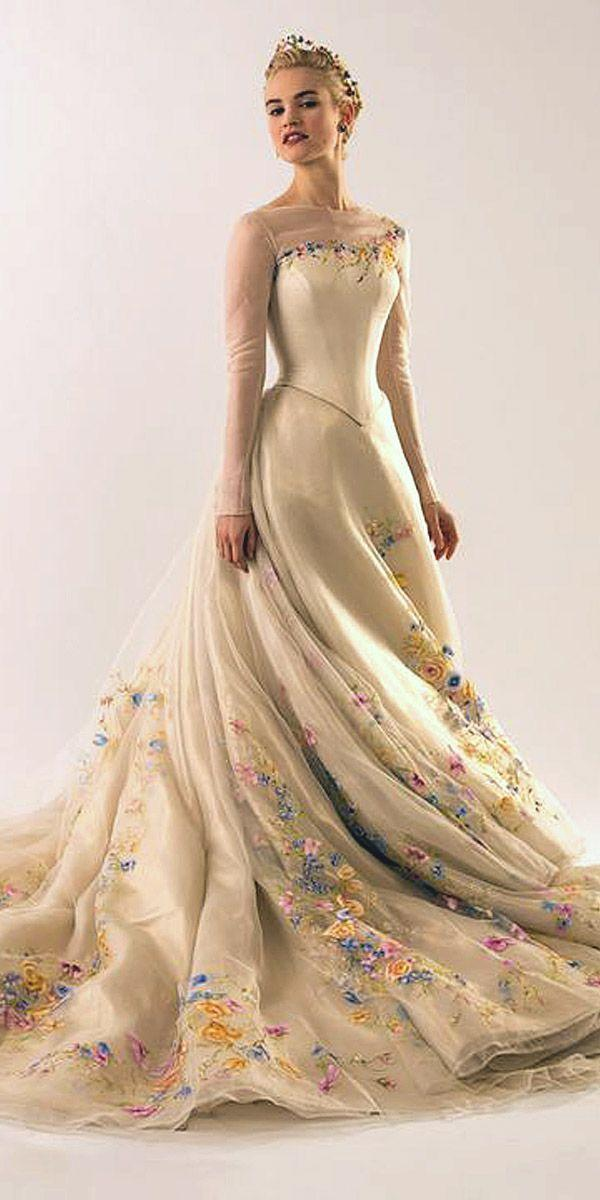 Wedding - 18 Disney Wedding Dresses For Fairy Tale Inspiration