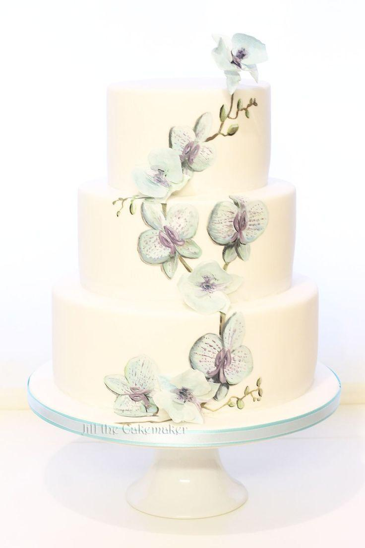Cake - Iced Wedding Cakes #2491642 - Weddbook