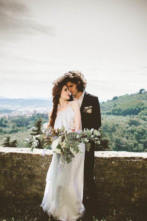 Wedding - Soulmates In Italy Wedding Inspiration