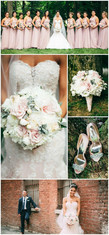 Wedding - Classic Rose Quartz Wedding