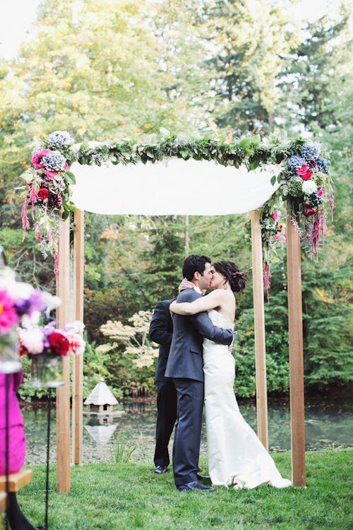 Hochzeit - Garden Wedding At Bella Luna Farms