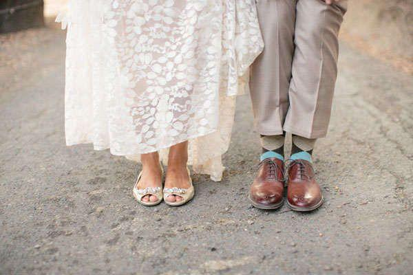 Свадьба - Lis And Kate's Bay Area Ranch Wedding By Emily Takes Photos