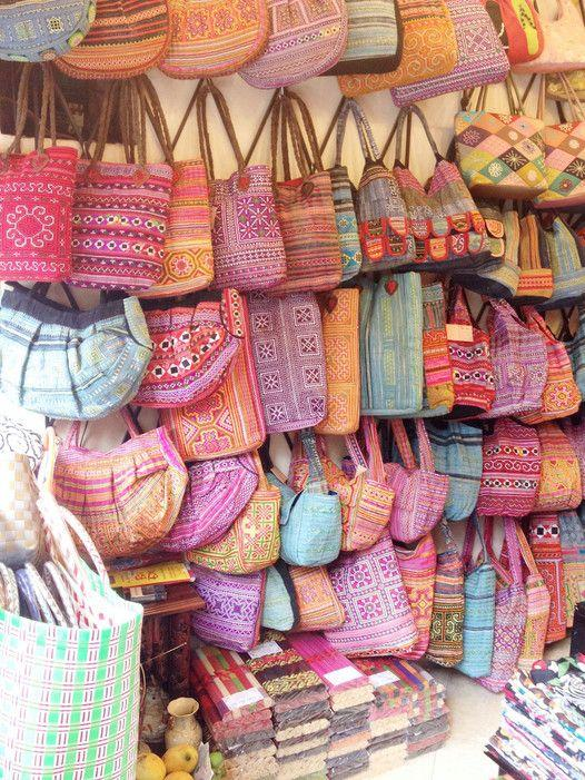 Mariage - A Guide To Hanoi's Best Shopping Streets